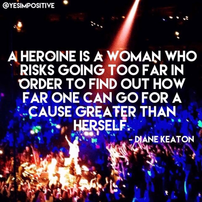 Inspirational Quote by Diane Keaton