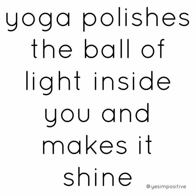 Yoga Wisdom by Leslie Loudspeaker