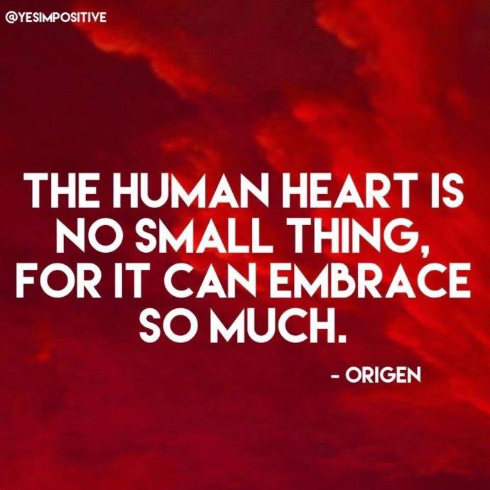 Origen Spiritual Quote